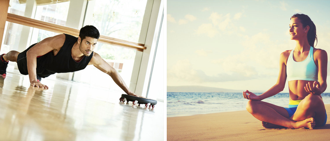Bali Exercise and fitness