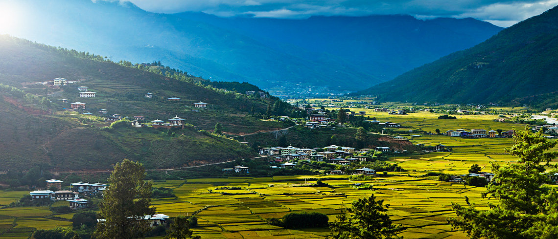 bhutan a journey in pictures