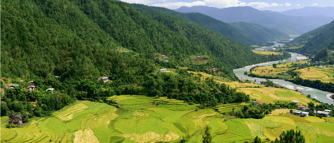 Bhutan - a journey in pictures