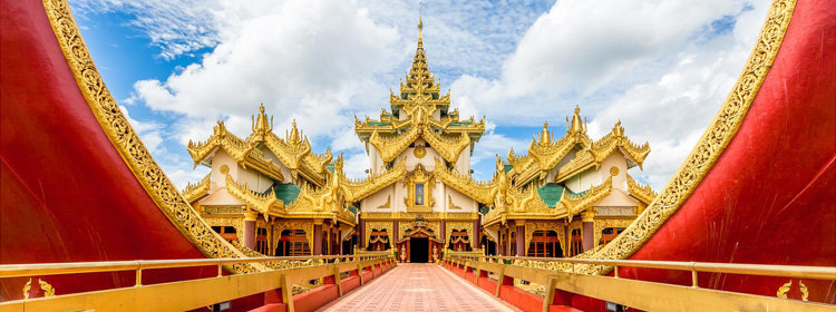 5 NIGHTS MYANMAR TRAVEL & CRUISE