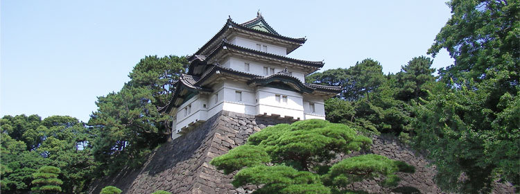 Top places to visit in Tokyo - Imperial Palace