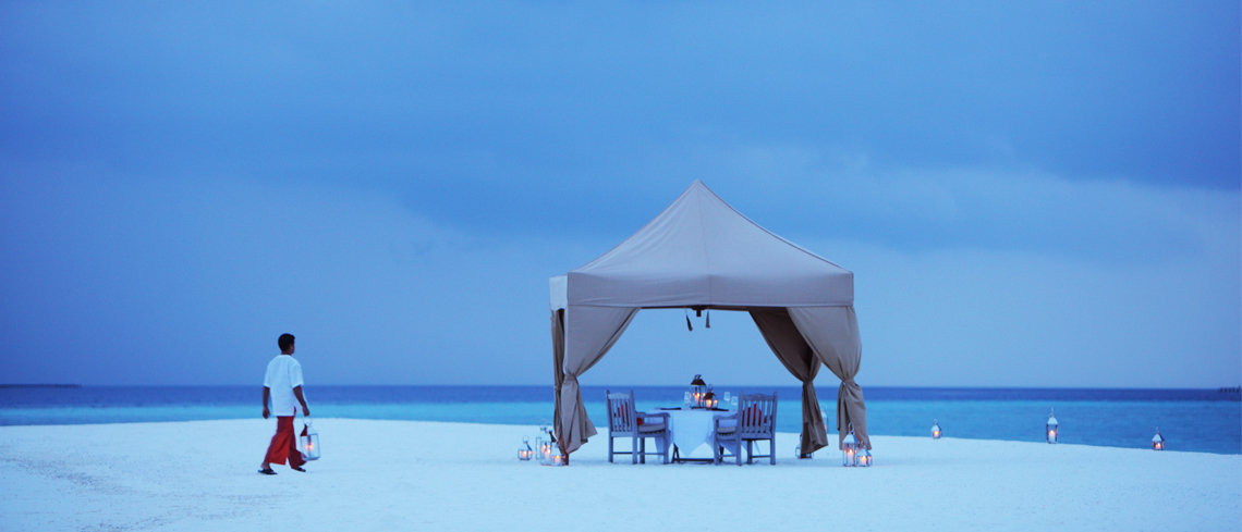 Cocoa Island resort for your holiday to Maldives