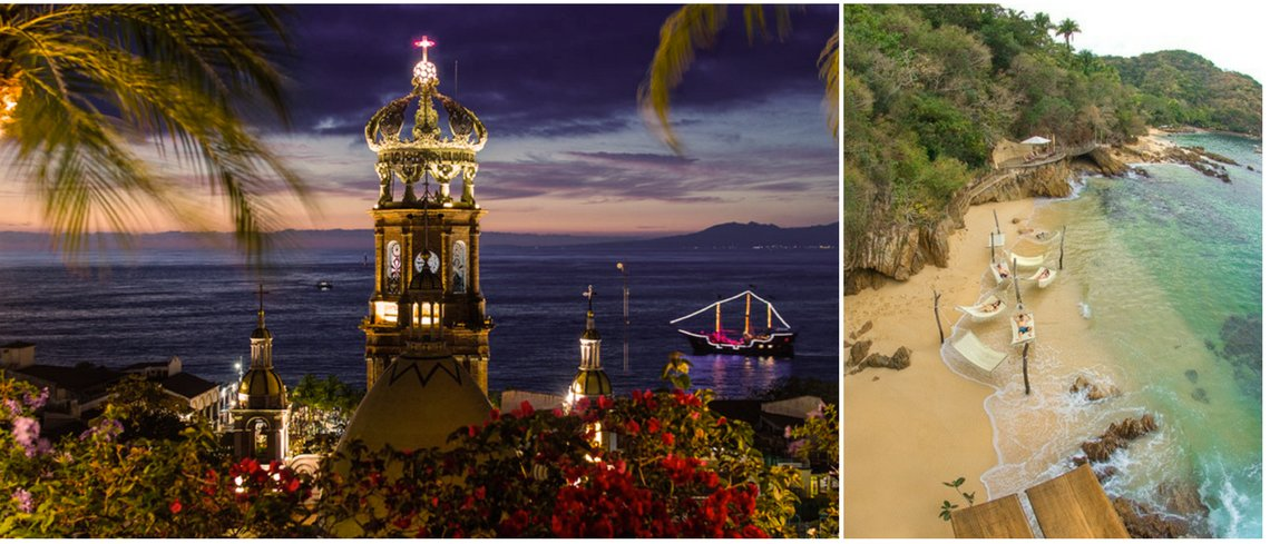 a romantic holiday in puerto vallarta mexico