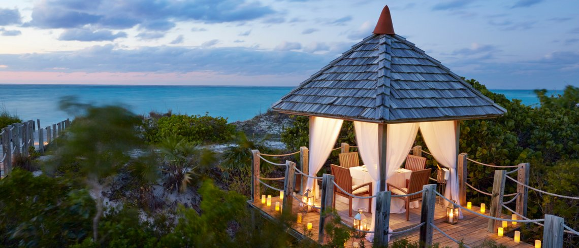 Romantic holiday in Turks & Caicos