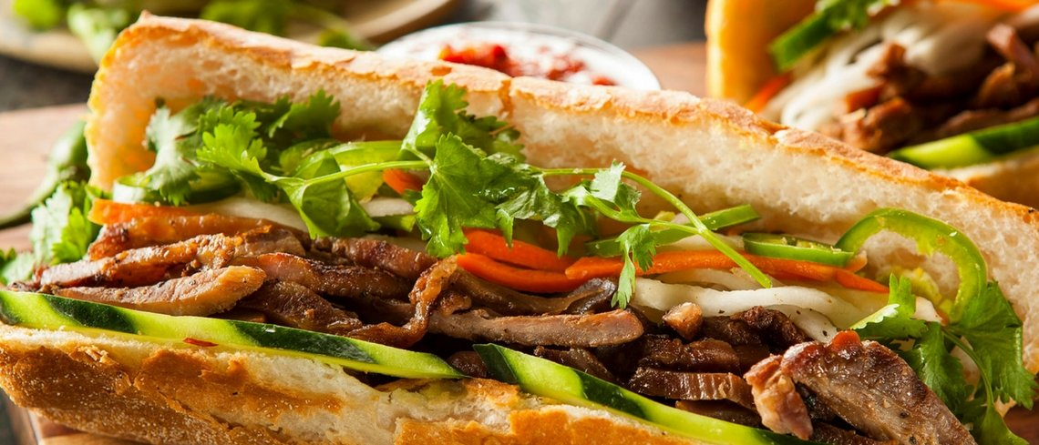 Top 5 Vietnamese dishes to try Banh Mi
