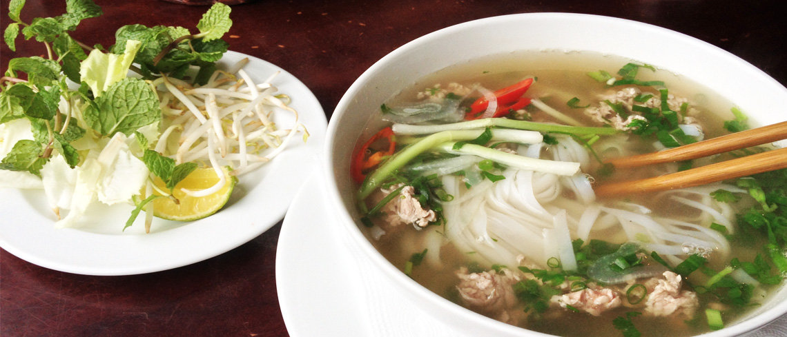 Top five vietnamese dishes to eat