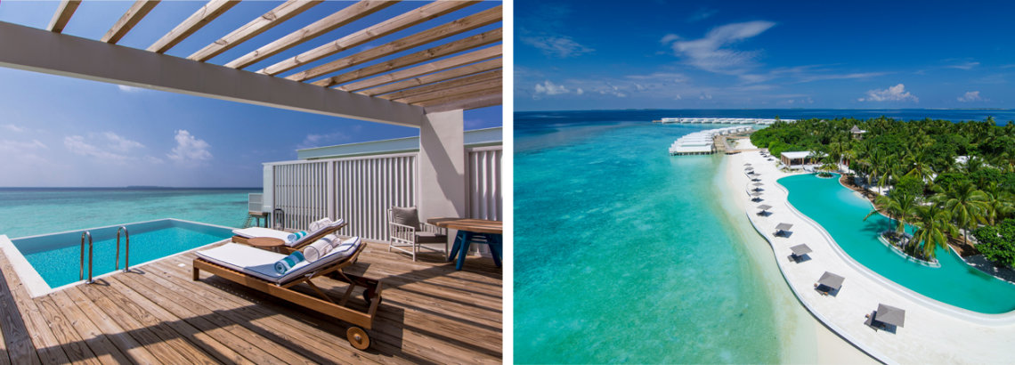 Our Favourite Resorts in the Maldives