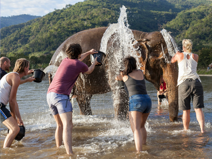 Once in a lifetime experiences in Thailand