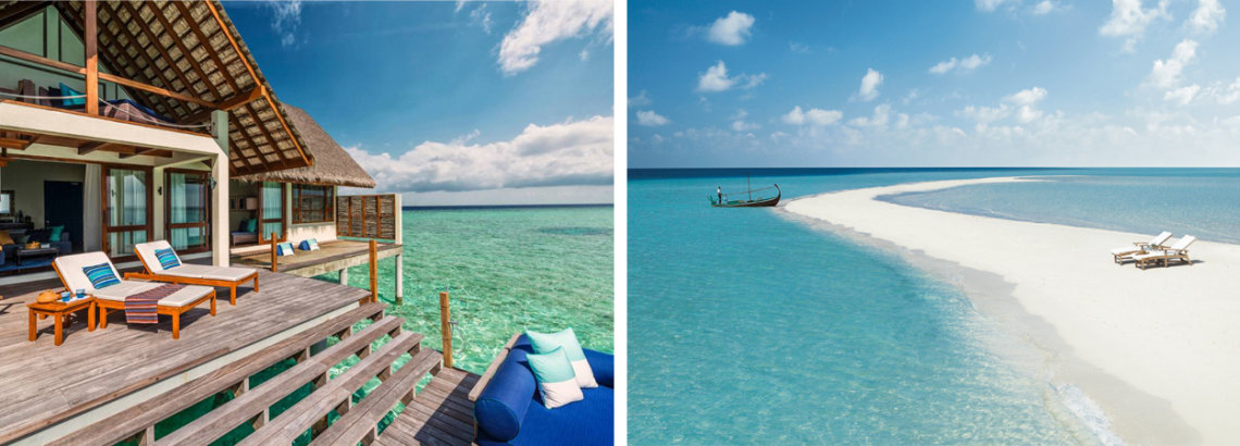 Our Favourite Luxury Resorts in the Maldives
